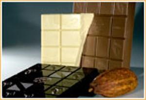 Schokolade für Pralinenherstellung