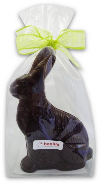 Osterhase groß aus zartbitter Schokolade