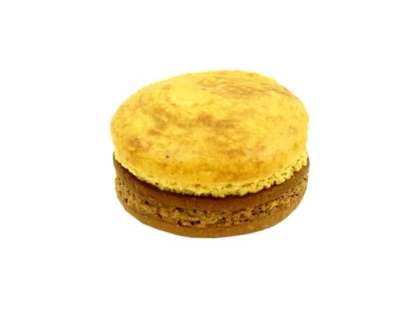 Lebkuchen-Macarons mit Lebkuchengewuerz