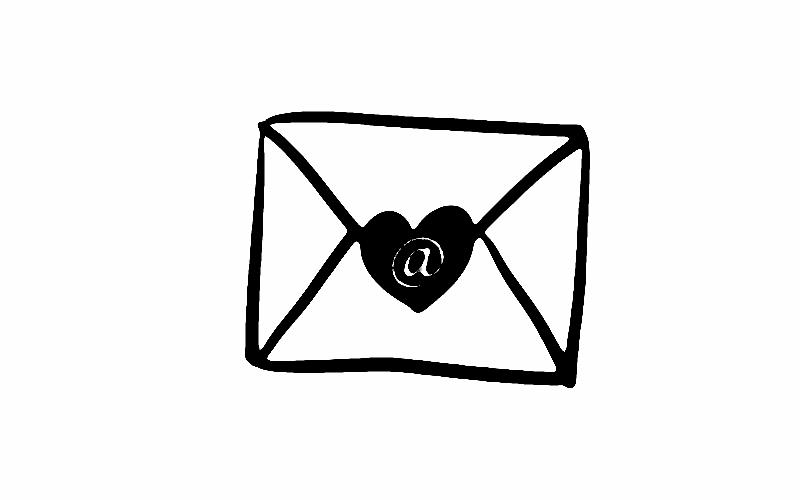 E-Mail-Umschlag-mit-Herz