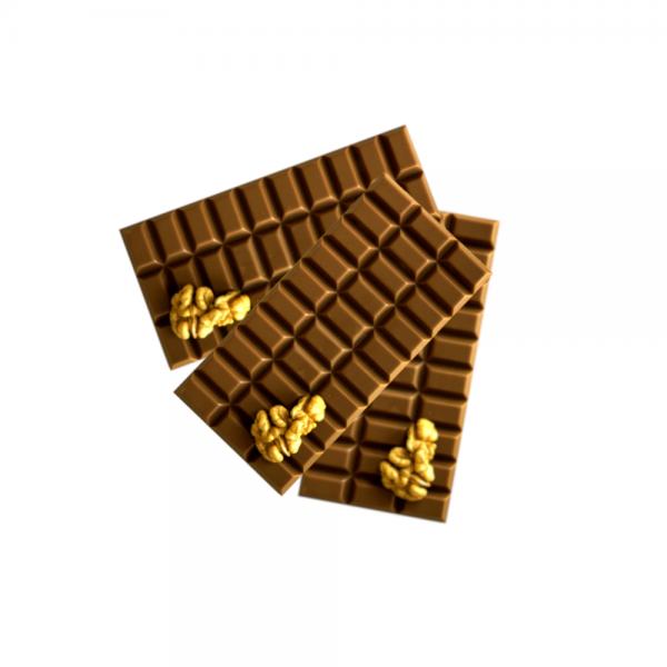 Walnuss-Schokolade 3er-Set Vollmilch