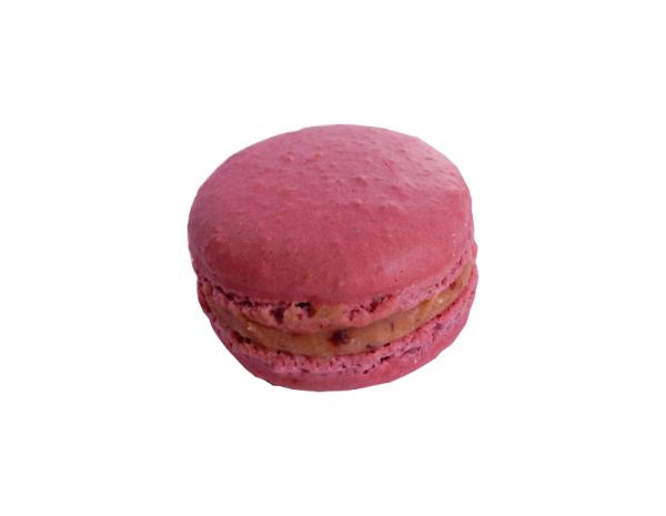 Zwetschge-Mandel Macarons