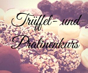 Trüffel- & Pralinenkurs in Herrenberg